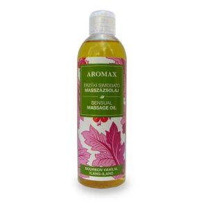 Aromax Érzéki simogató masszázsolaj - 250 ml