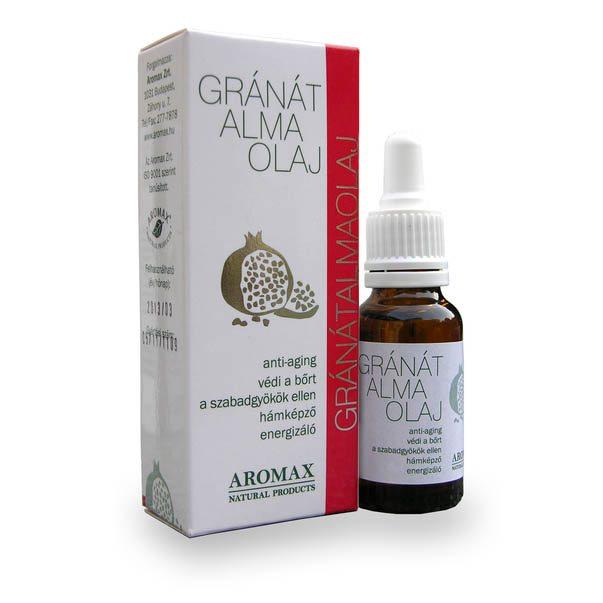 Aromax Gránátalma olaj - 20ml