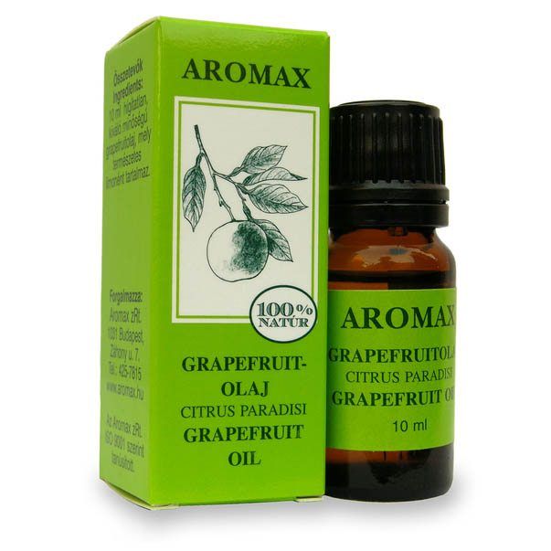 Aromax Grapefruit illóolaj - 10 ml