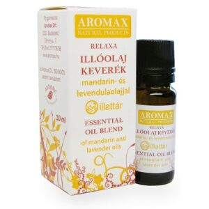 Aromax Relaxa illóolaj keverék - 10 ml