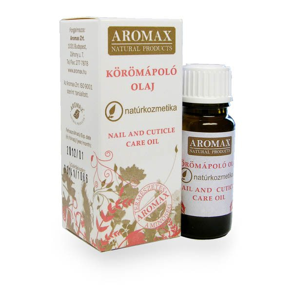 Aromax Körömápoló olaj - 10ml