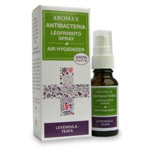 Aromax Levendula-Teafa légfrissítő spray - 20 ml