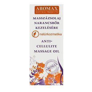 Aromax tápláló masszázsolaj narancsbőr kezelésére - 50ml