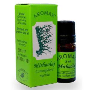 Aromax Mirha illóolaj - 2 ml
