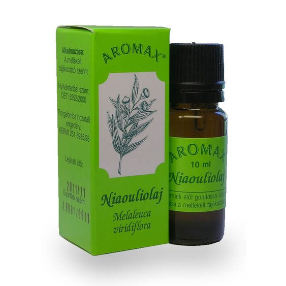 Aromax Niaouli illóolaj - 10ml