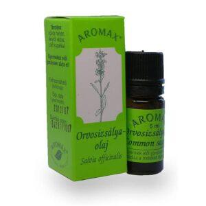 Aromax Orvosizsálya illóolaj - 5 ml
