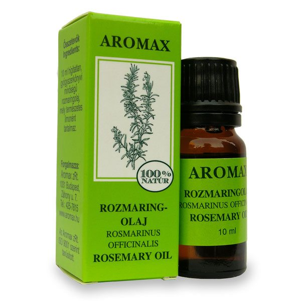 Aromax Rozmaring illóolaj - 10 ml