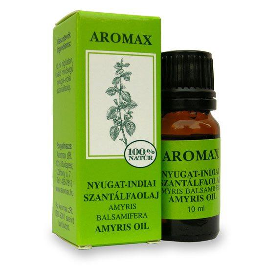 Aromax Szantálfa (nyugat-indiai) illóolaj - 10 ml