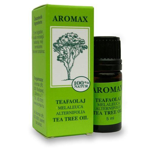 Aromax Teafa illóolaj - 5 ml