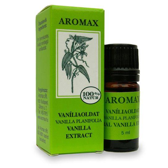 Aromax Vaníliaoldat illóolaj - 5 ml
