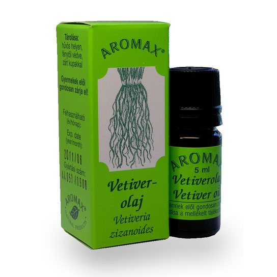 Aromax Vetiver illóolaj - 5 ml