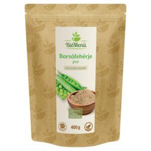 Biomenü Bio Borsófehérje 80% por – 400g