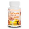 Netamin D-vitamin 2000IU lágyzselatin kapszula – 100db