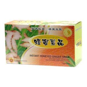 Dr. Chen Instant Mézes Gyömbér tea - 200g