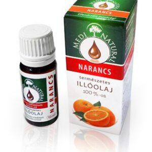 Medinatural illóolaj narancs - 10ml