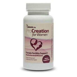 Netamin ProCreation for Women kapszula - 60db