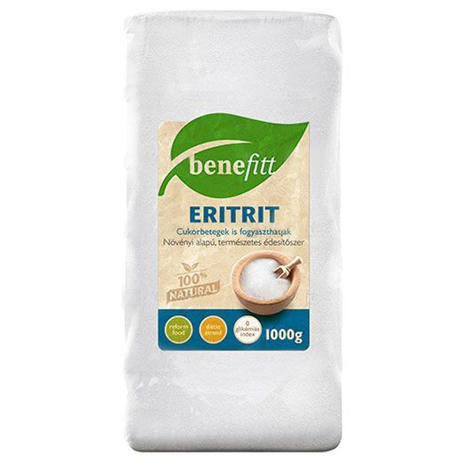 Interherb Benefitt Gurman Eritrit - 1000g