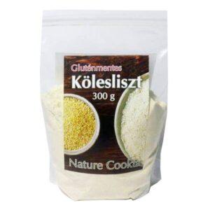 Nature Cookta Gluténmentes Kölesliszt - 300g