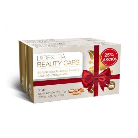 Bioextra beauty caps bőrápoló kapszula – 2x30db