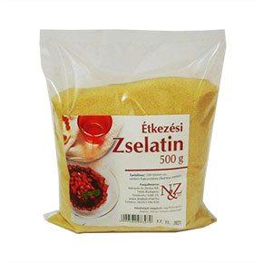 N&Z Étkezési Zselatin - 500g