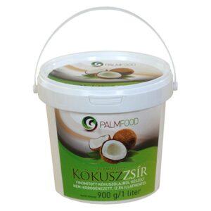 PalmFood kókuszolaj - kókuszzsír - 1000ml