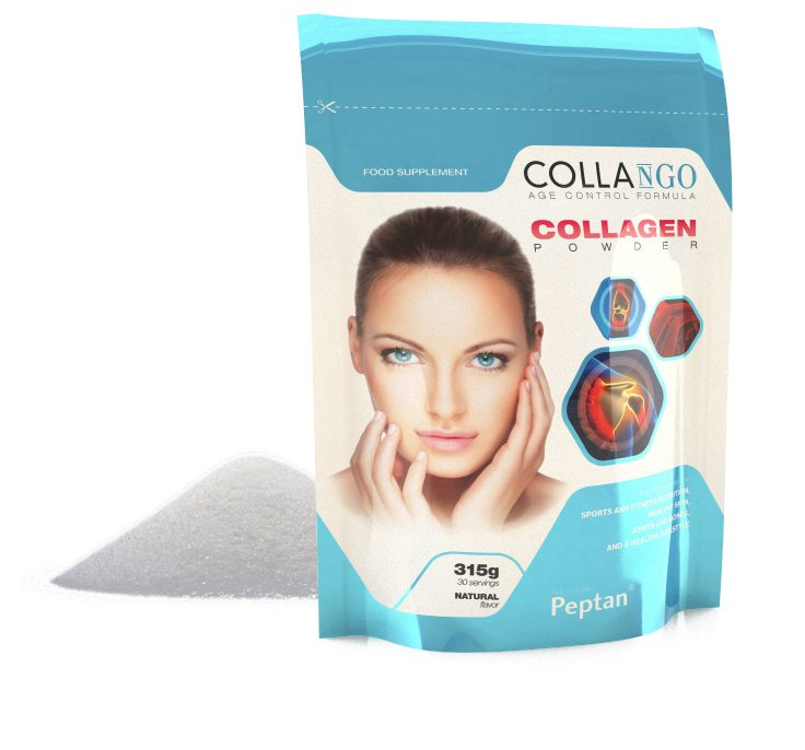 Collango Collagen - kollagén por natúr - 330g