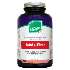 Health First Joints First double glukosamine tabletta - 180db