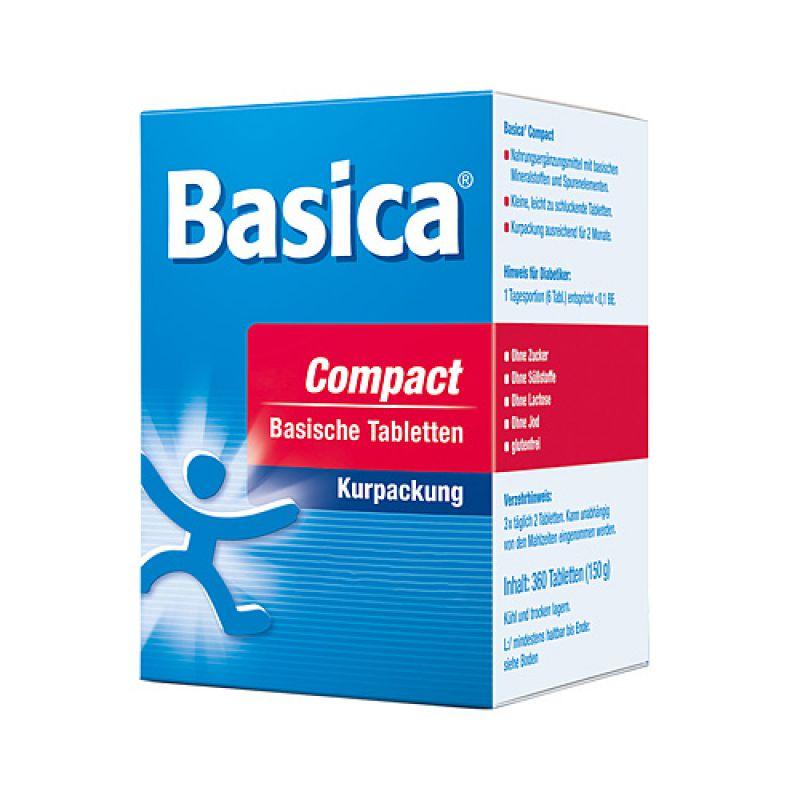 Basica Compact tabletta - 360 db