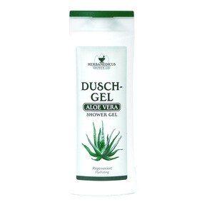 Herbamedicus aloe vera gyógynövényes tusfürdő - 200 ml
