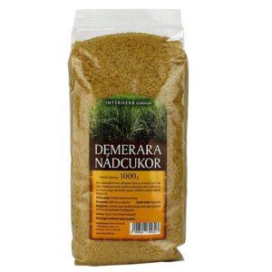 Interherb Gurman Demerara nádcukor - 1000g