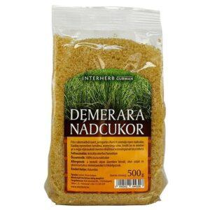 Interherb Gurman Demerara nádcukor - 500g