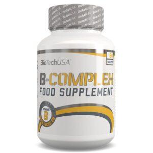 BioTech USA B-complex tabletta - 60 db