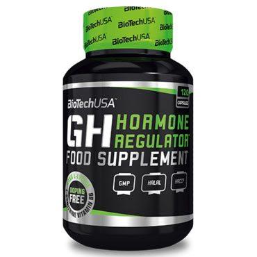 BioTech USA GH növekedési - hormon Regulator - 120db