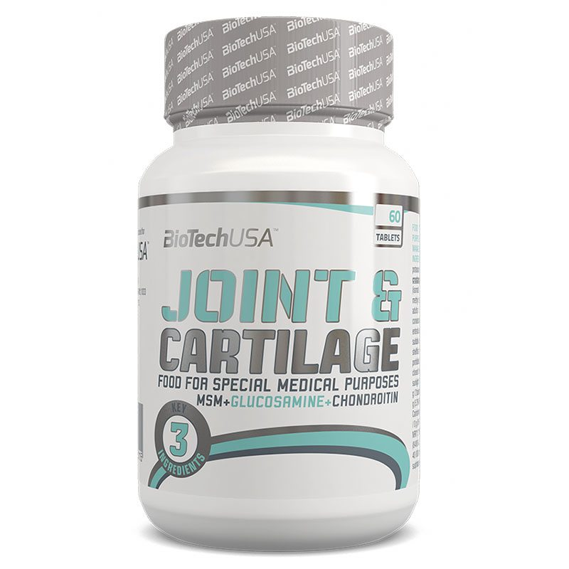 BioTech USA Joint & Cartilage tabletta - 60db