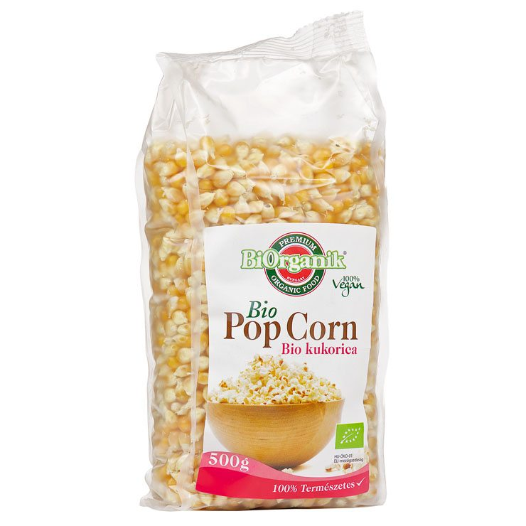 Biorganik Bio Pop Corn - 500g