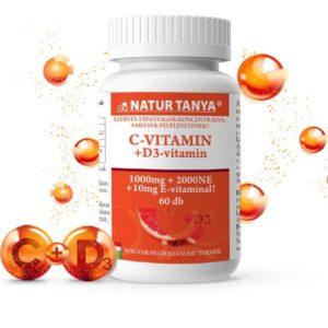 Natur-Tanya-Szerves-C+D-vitamin-tabletta
