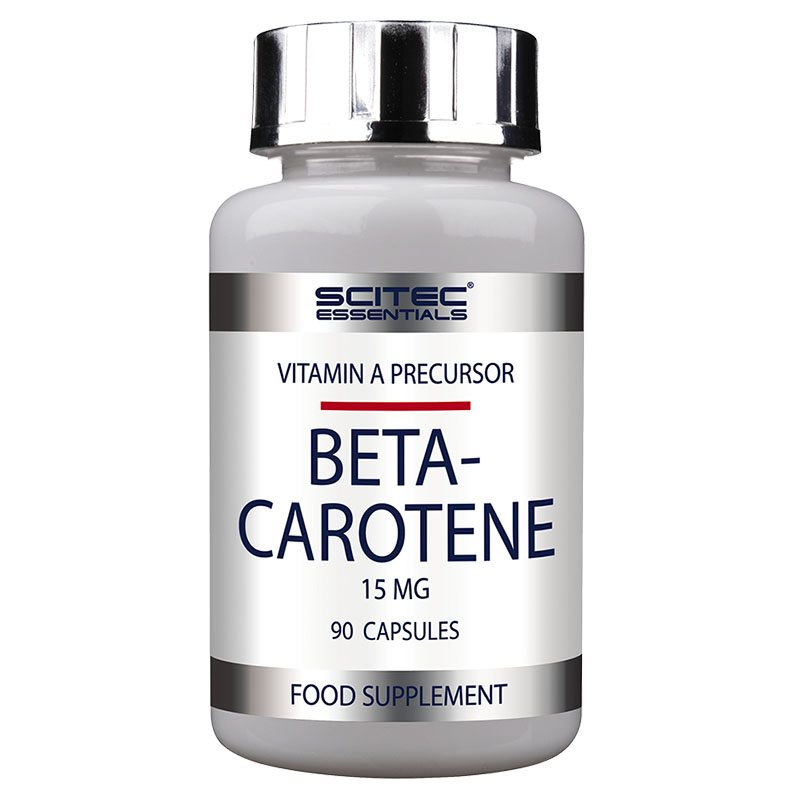 Scitec Essentials Beta Carotene - 90db