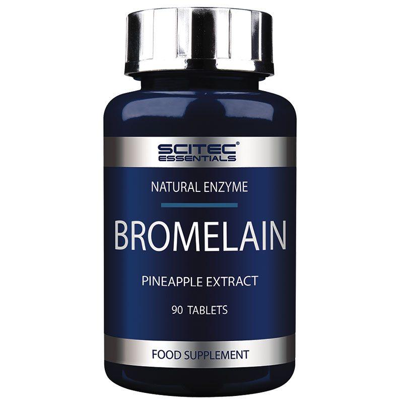 Scitec Essentials Bromelain 90 kapszula - 90
