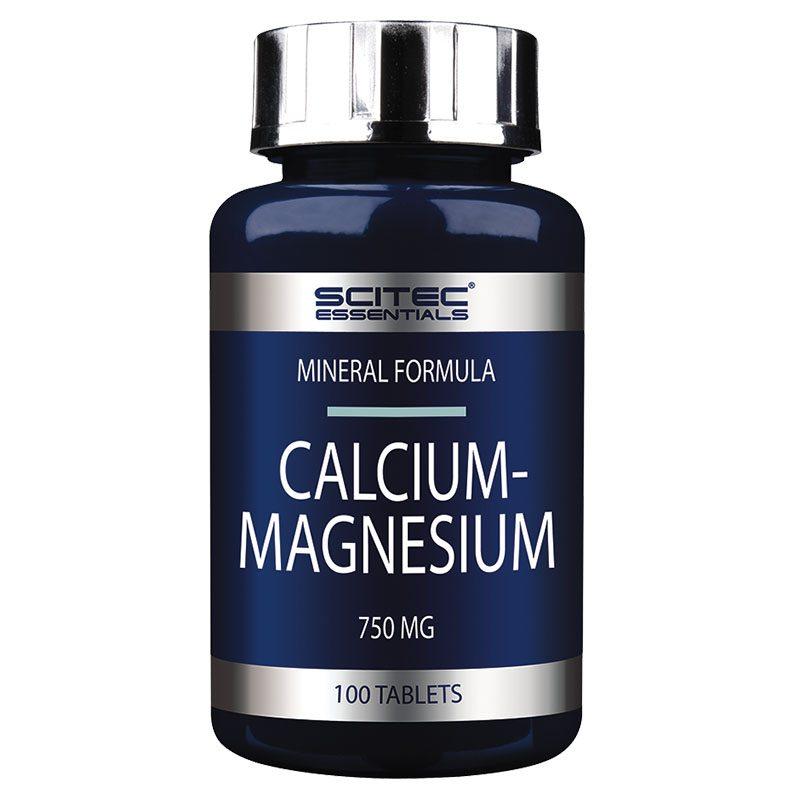 Scitec Essentials Calcium-Magnesium tabletta - 100 db