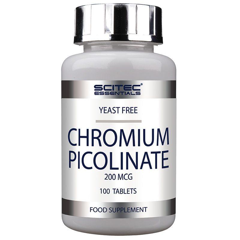 Scitec Essentials Chromium Picolinate készítmény - 100 db