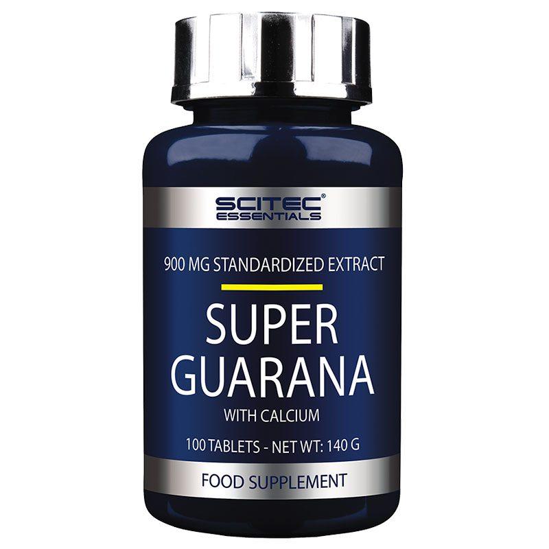 Scitec Essentials Guarana tabletta - 100 db
