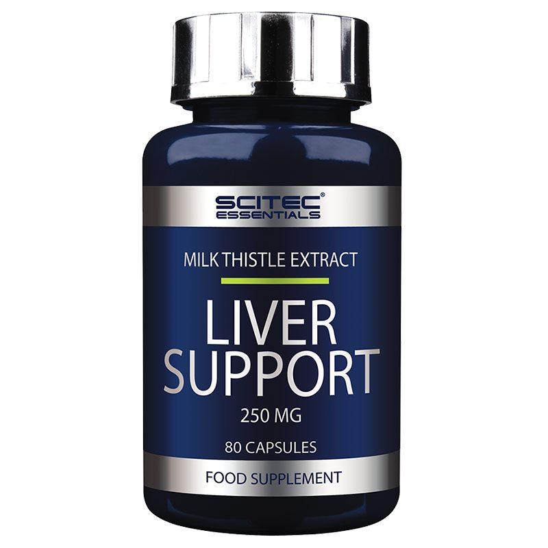 Scitec Essentials Liver Support (Liver Aid) - 80 db