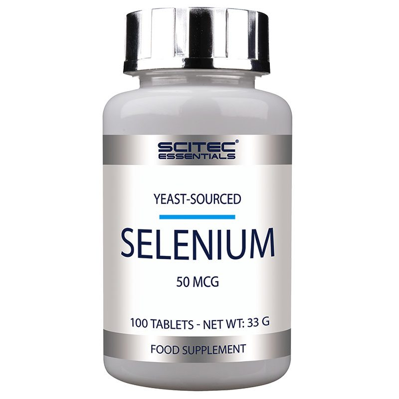 Scitec Essentials Selenium tabletta - 100 db