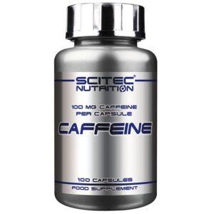 Scitec Nutrition Caffeine kapszula - 100db