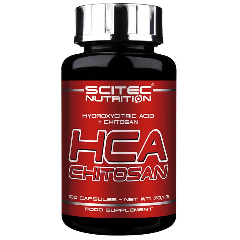 Scitec Nutrition HCA Chitosan kapszula - 100db