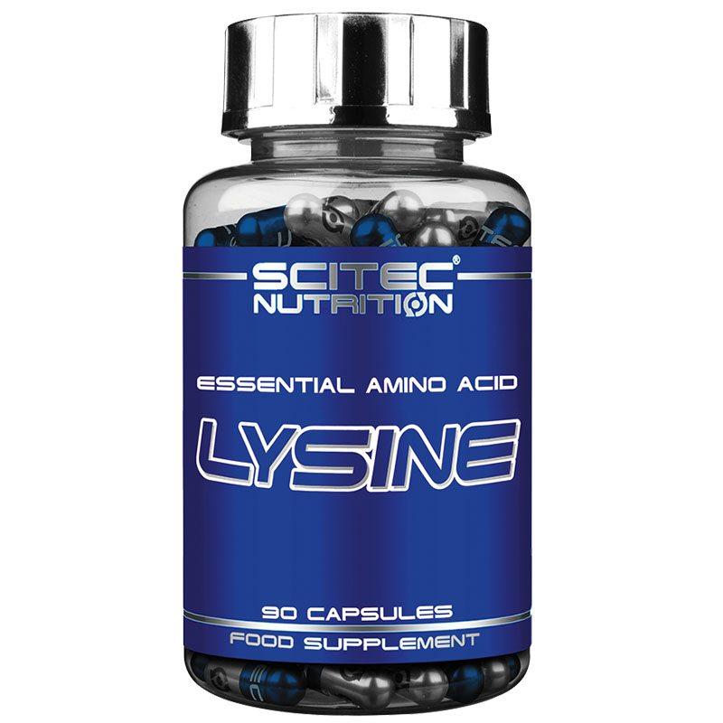 Scitec Nutrition Lysine - Lizin kapszula - 90db