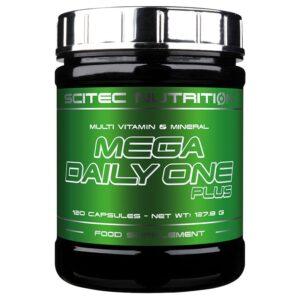 Scitec Nutrition Mega Daily One Plus multivitamin tabletta - 60 db