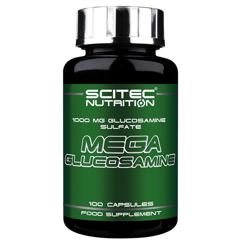 Scitec Nutrition Mega Glucosamine kapszula - 100db