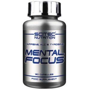 Scitec Nutrition Mental Focus kapszula - 90db