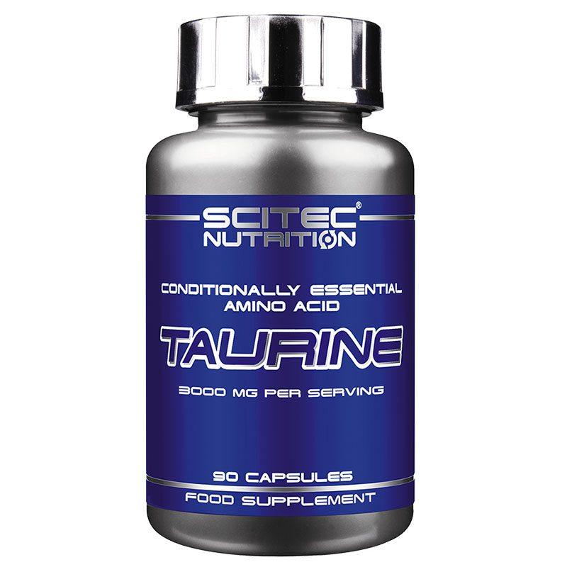 Scitec Nutrition Taurine kapszula - 90db